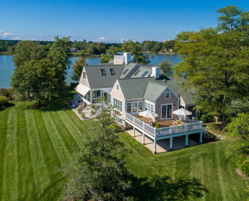 Nantucket Architect Topham Design. Roslyn Farm, Maryland